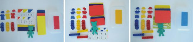 幼儿园建构区手工制作教具